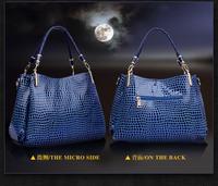 2014 Fashion Genuine Leather Bag Cowhide Women's Tassel Bag Shoulder Bag Vintage Handbag 3 Colors