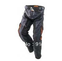 Free shipping 2014 KTM new model cross-country race Pants / trousers / pants / protective motorcycle racing trousers black