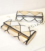 New Spring 2014 Women Wallets Long Design Card Holder Magic Wallet Purse Day Clutch Purses Women Clutch Designer Wallets A016