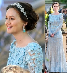 Online 2017 Luxurious Long Sleeves Gossip Blair And Chack Elie Saab Wedding Dresses Aliexpress Mobile On The Hunt