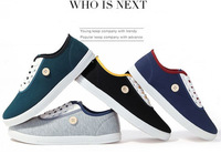 2014 Mens Sneakers Lace-up Shoes Button Causal Shoes Sneakers Dropship