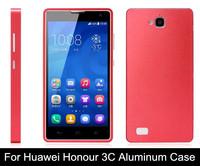 Whale  For HUAWEI Honour 3C Metal Case , Full Aluminum Case