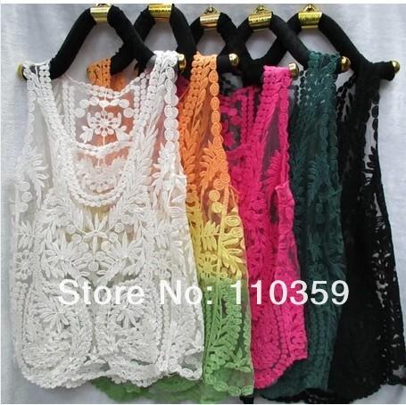 Crochet Vests For Women