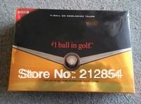 2013  Free ship 20 dozen/lot  240balls golf ball balls with box
