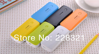 New 2nd 5600mah USB Battery charger Power Bank for iPhone iPod Samsung HTC with micro usb cable + retail box 20pcs/lot