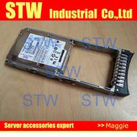 "V5000 server hard disk drive FC AC50 00Y5749 146GB  15000 rpm 6Gb SAS  2.5"" HDD, new retail packaged, 1 year warranty"