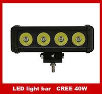HOT Selling CREE 40W  10-45 DC  1.85KG light bar