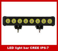 HOT Selling CREE 80W  10-45 DC  2.8KG LED light bar