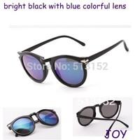 Unique Round Circle Sunglasses Women Men Vintage Glasses Arrows Retro Sun glass Girls Fashion Free Shipping 0146