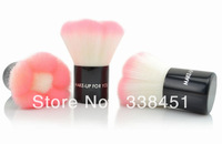 High quality Authentic Make-up For You Petal type universal brush Blush Powder Brush honey paint pink&white Dropshipping