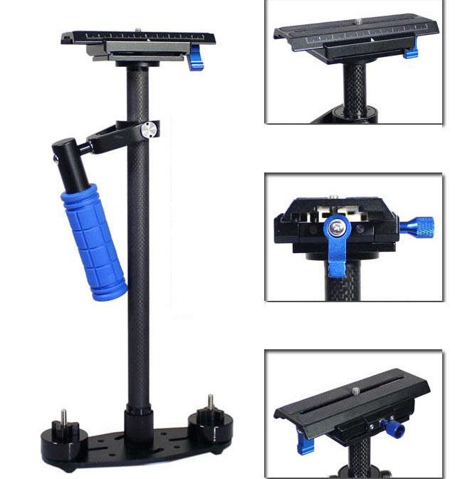 Аксессуары для фотостудий OEM DSLR s/40 DSLR DV Steadicam & Carbon Fiber S-40