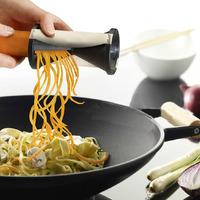 Vegetable Fruit Spiral Shred Process Device Cutter Slicer Peeler Kitchen Tool #52383