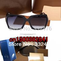 New 2014 Fashion Brand Designer Luxury Sunglasses Women's Top Quality Women oculos de sol Original box Free shipping