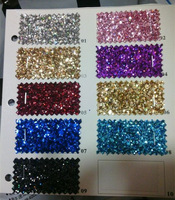 Glitter Wallpaper PU Leather