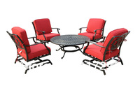 FREE SHIPPING BBQ Seater Set, Located at US,