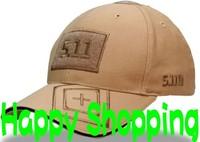 5pcs 511 target cap hat baseball golf tennis sports Tan
