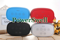 10pcs/lot 2014 New incredible smart speaker 3D bluetooth speaker with NFC 1+1 bluetooth 4.0 speaker