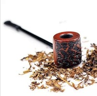 Best Smoking Pipe Fashion Briar Brand Sanda Wood Smoking Pipe
