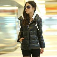 2013 women's outerwear winter wadded jacket cotton-padded jacket winter slim design short cotton-padded jacket