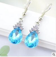 Fashion boutique droplets tassel earrings