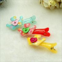 New baby girls children Crown love hairpin , kids baby hair clip,Children hair Accessories
