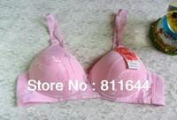Free Shipping Sexy Thin Cup Big Size 3/4Cup Lace Push Up Women's Sexy Bra 30pcs/1 lot