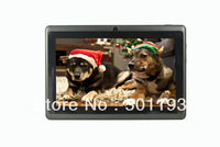 Kids gift Tablet pc  7inch capacitive Touch Screen