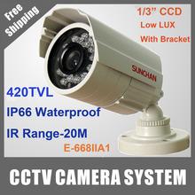 cheap outdoor ccd camera