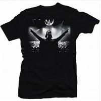 Custom DJ Darth Vader Star Wars Inspired Music Dubstep HIP HOP Hardstyle House O-Neck diy shirts,prints design shirts