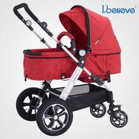 Ibelieve bella baby car baby stroller two-way light folding baby stroller