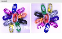 20pcs/lot 2M Nylon Braided Cable Charging Transmission of data for Iphone 4 4S