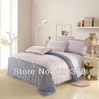 Yous Home Textiles!12868 cotton bedding set,bed set,bedspread,bedclothes,duvet cover set,two pillowcases,home textiles