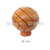 Handmade wood Crafts manufactures and distributes wood crafts, arts and toys new model giftsWT-112e Vollyball
