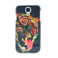 Cool Tiger Pattern New Fashion Hard Phone Case For Samsung Galaxy S4 i9500 Back Cover Free Shipping