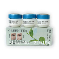 New YINNI Green tea anti freckle skin care whitening cream for face 3 in1 remove pigment in 10 days Russia Version