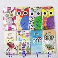 1 x Super Cute OWL TPU Back Case Skin SAMSUNG GALAXY S2 SII i9100 8models