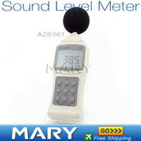 Freeshipping AZ8922 Digital Sound Level Meter noise meter portable sound decibel meter noise tester