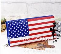 Free shipping  high quality women wallet  PU leather zipper wallet wallet Animal prints keys mobile fashion clutch wallets