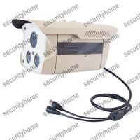 Outdoor Defog  Effio-V 960H WDR 750TVL 2pcs Array Led 6mm 3MP lens OSD CCTV camera