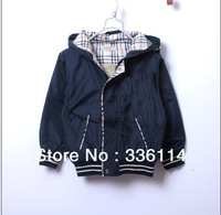 2014 Fashion Brand Children's Coat Kids Casual Jacket Outwear Boys Sport Coat baby Kids Clothes Free Chipping