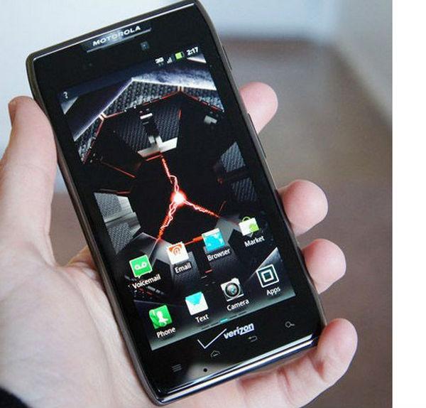 "Original Motorola XT912 4.3"" Android phone Dual Core ROM 16GB Camera 8.0MP Bluetooth 4.0 Unlocked RAZR XT912 Refurbished(China (Mainland))"