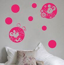 bubble wall art price