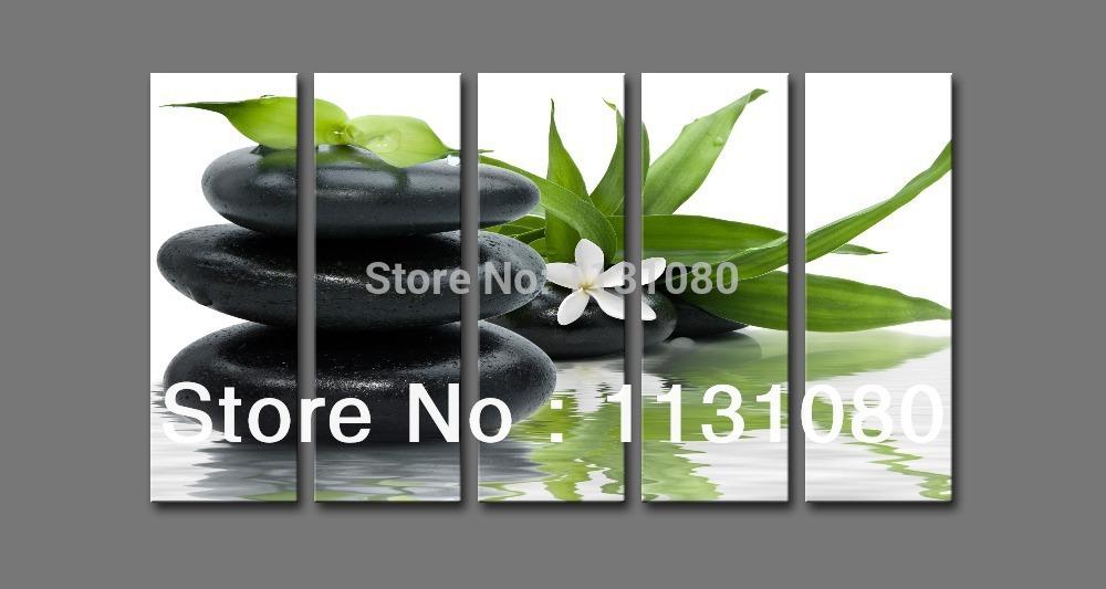 Promoci n de fondos de escritorio de bamb compra fondos for Tableau mural zen