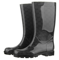 New Ladies beautiful waterboots rain shoes colorfull cheapest with free shipping