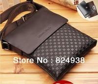 Shoulder Messenger bag man bag 2014 Korean version of men's business casual bag