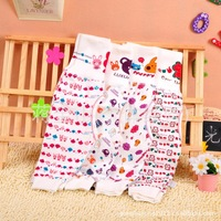 2014 randomly color protect baby waist cotton children trousers baby open file pants with 2 size 90-100 freeshipping