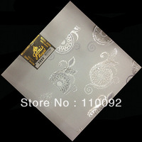(HT13-10) free shipping guaranteed quality African headtie, new arrival african embroidery gele,silver headtie for lady.