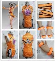 Tekken6 ling xiaoyu cos customize Tekken 6 LiLi Cosplay Costume