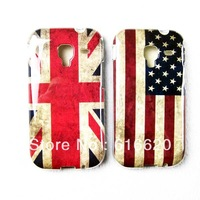1 x USA UK England Flag TPU Back Case Skin Cover For SAMSUNG GALAXY ACE 2 I8160