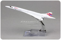 15.5cm 1:400 Air British Airways Airlines G-BOAC Alloy Airplane Model Plane Model Souvenir Collections Free Shipping